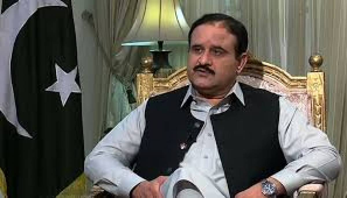 Buzdar revises shops closure time in Punjab