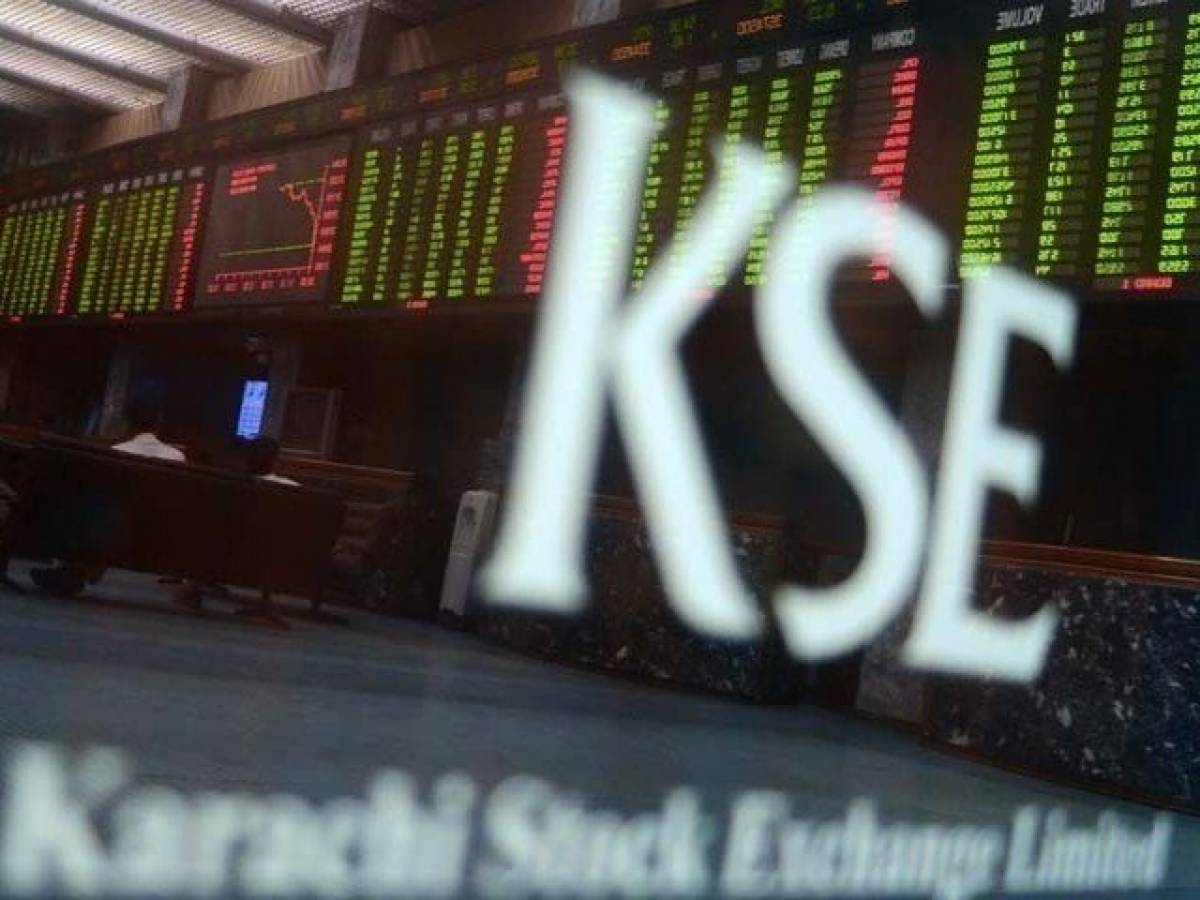 Pakistan Stock Exchange sheds 282 points