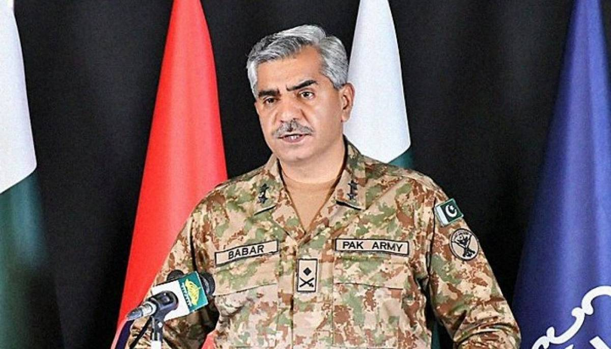 DG ISPR confirms two meetings of PML-N representative with COAS