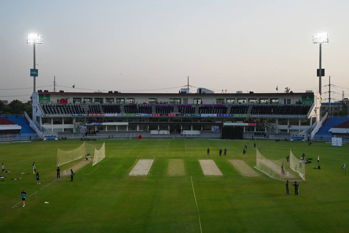 New Zealand call off cricket series with Pakistan over security