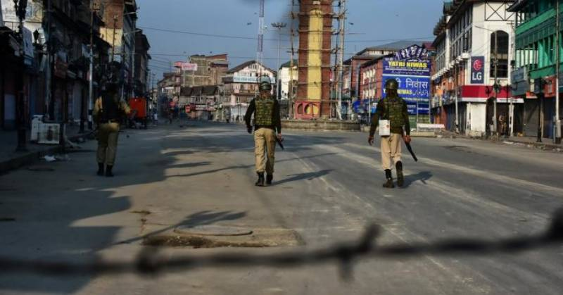HRW report highlights Kashmiris' 'enormous suffering'