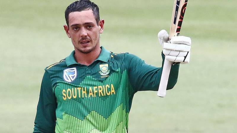 De Kock named South Africa one-day captain