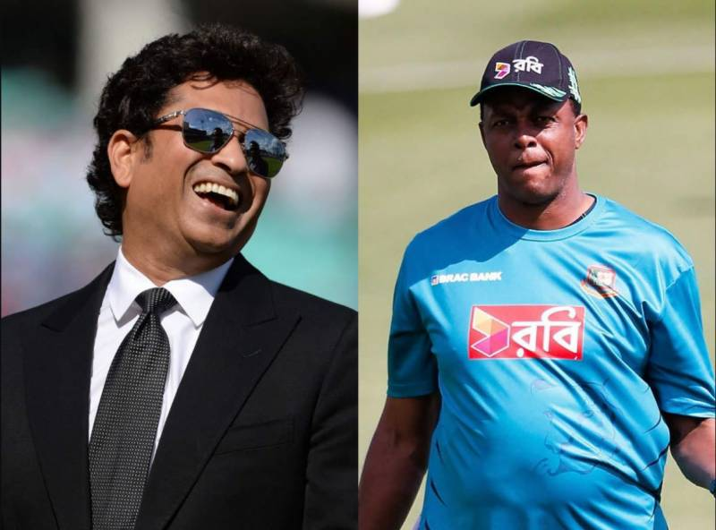 Tendulkar, Walsh to coach Aussie bushfire relief match