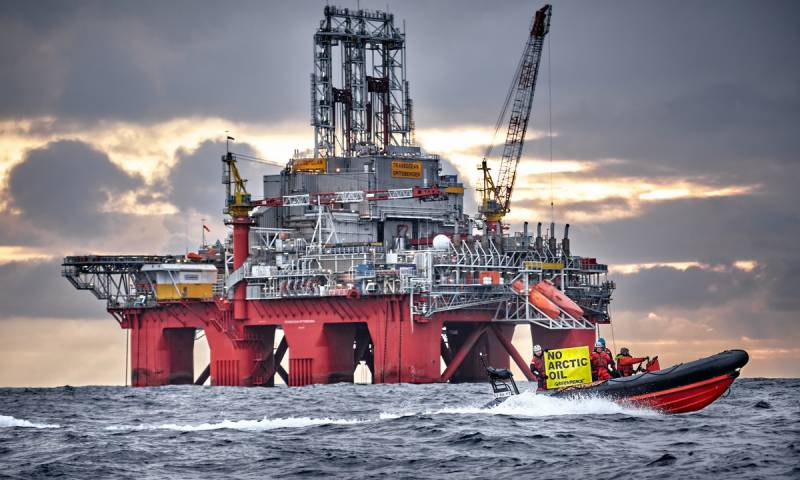 Environmentalists lose new Norway lawsuit over Arctic oil