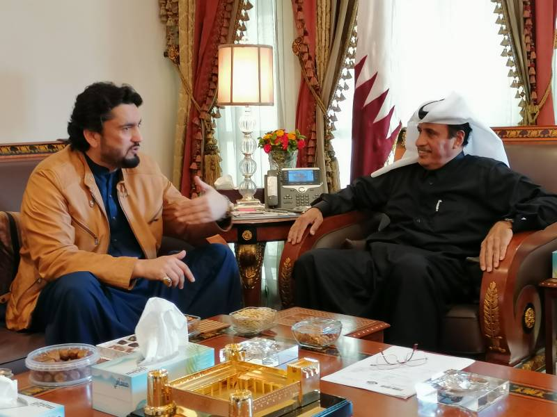 Pakistan, Qatar to join hands against drug traffickers