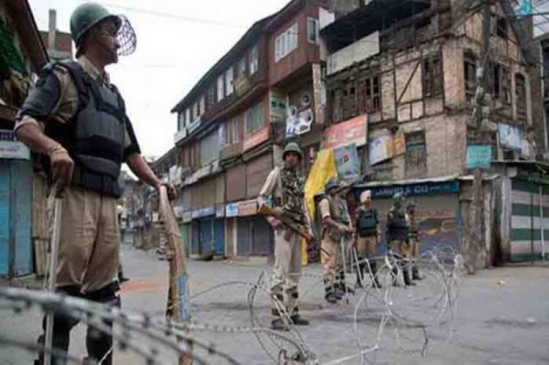 Kashmiris observe India Republic day as Black Day