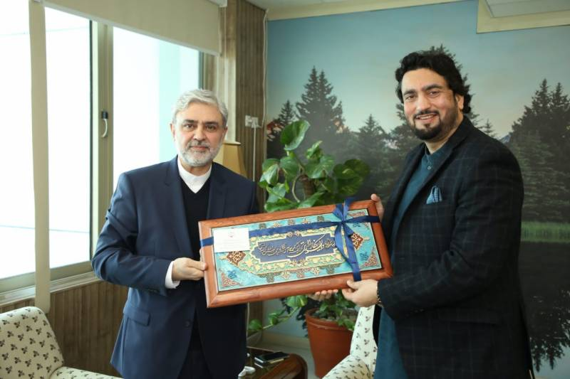 Iran offers Pakistan joint training to fight drug smuggling