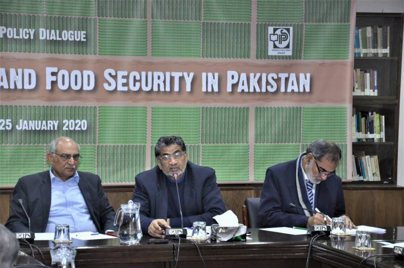 Pakistan urged to use CPEC to boost agriculture, food security