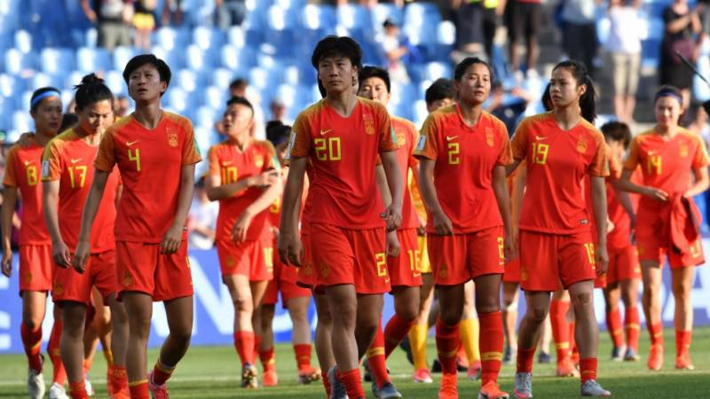 China women's football team quarantined in Australia over virus