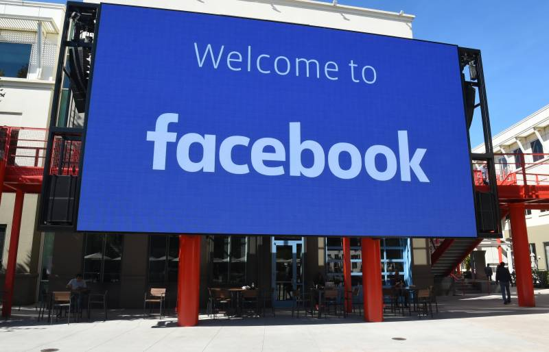 Facebook results beat forecasts but shares take a hit