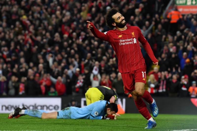 Liverpool move 22 points clear, Chelsea salvage point at Leicester