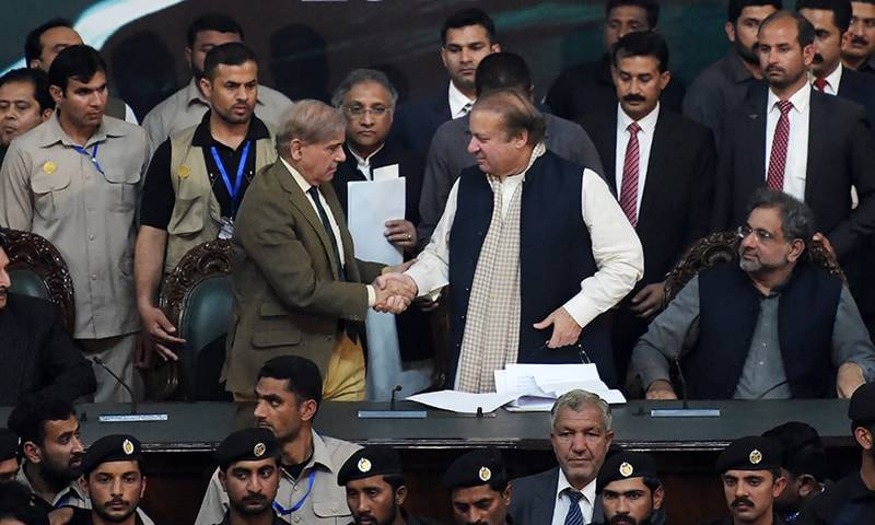 PML-N's reverse drive: a 'homecoming' or 'political apostasy'?