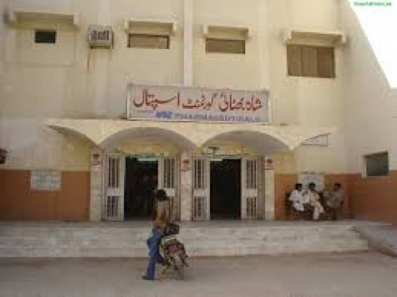 Unhygienic food being served in Sindh hospitals