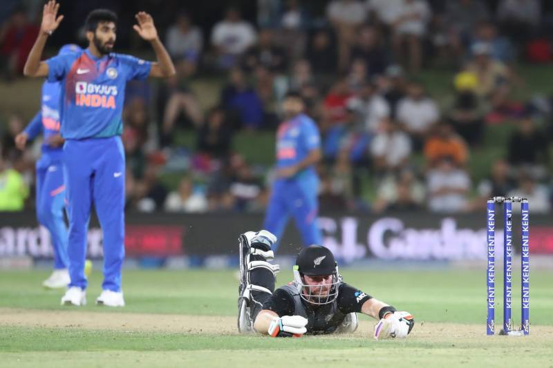 Bumrah bowls India to T20 series sweep against New Zealand
