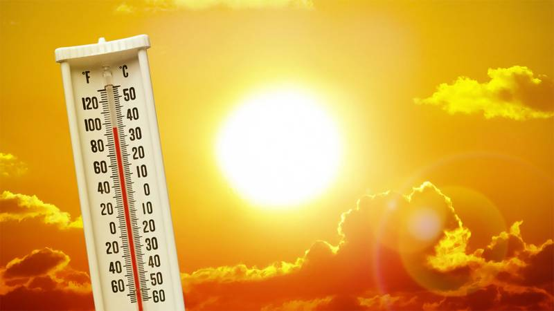 Record heat forecast for coming years