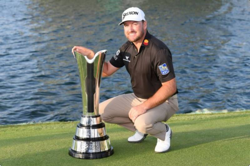 'Relieved' McDowell wins in Saudi to end title drought