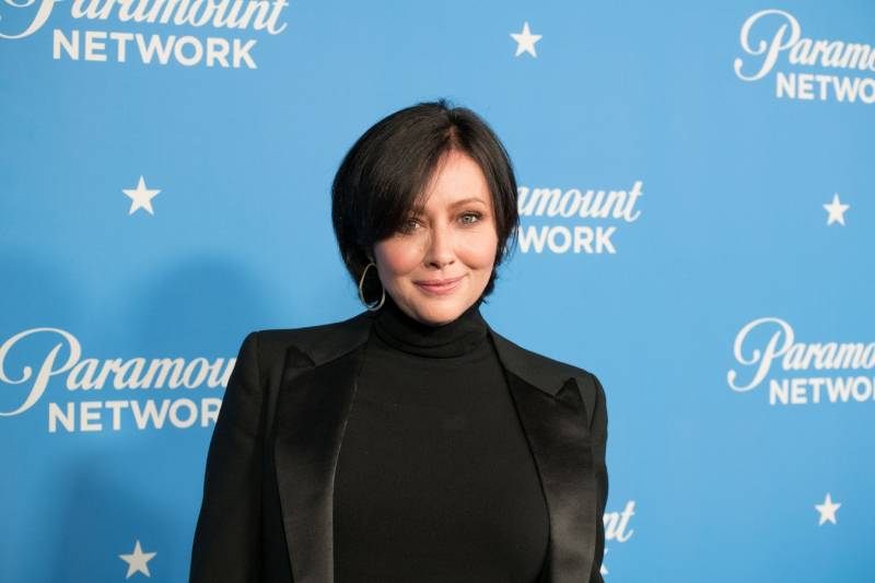 '90210' star Shannen Doherty suffers cancer relapse
