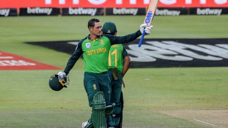 De Kock guides South Africa to seven-wicket ODI win over England