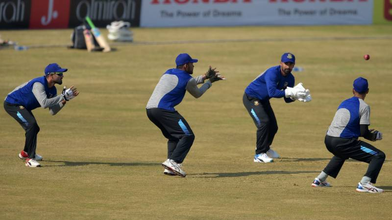 Pindi gears up again for Test cricket under cloudy weather