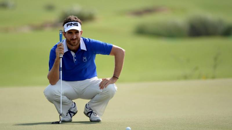 Canizares sets pace at pioneering Australia golf tournament