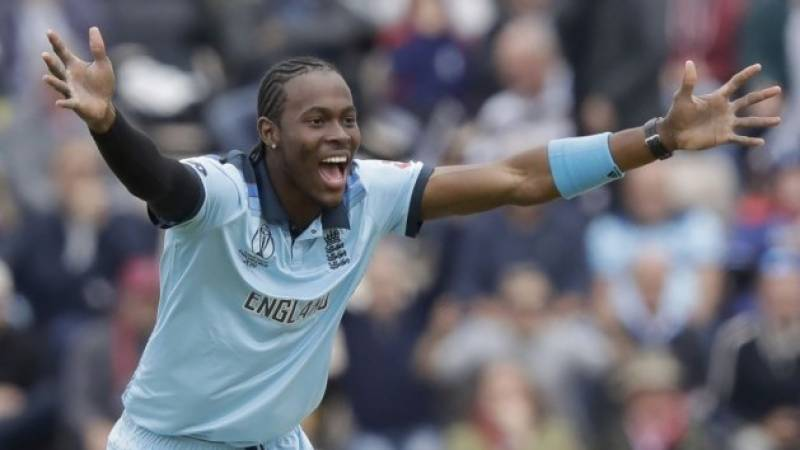 Jofra Archer ruled out of IPL with stress fracture