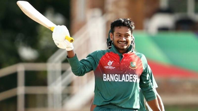 Joy-ful ton as Bangladesh set up Under-19 World Cup final against India
