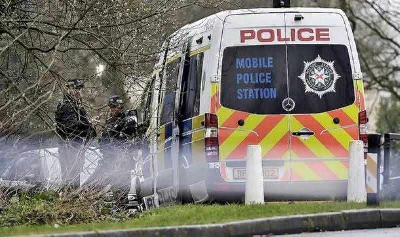 Northern Irish police find truck bomb timed for Brexit