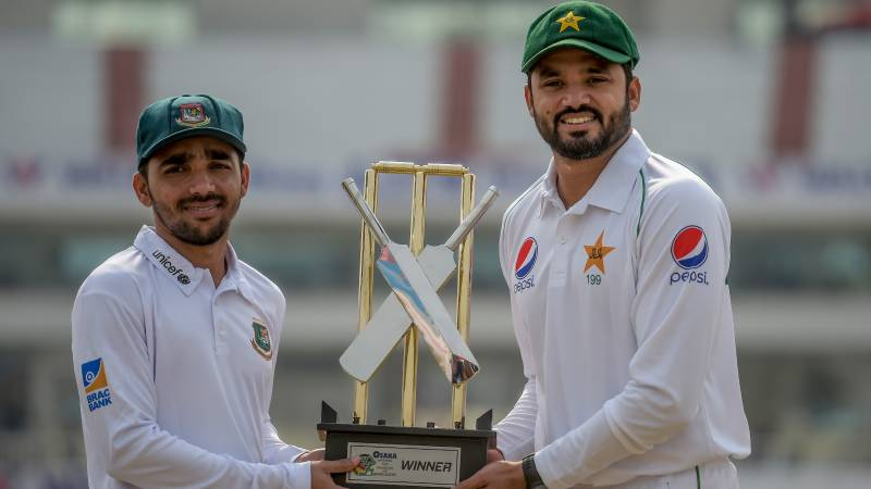 Pakistan eye strengthening position on ICC Test C'ship table
