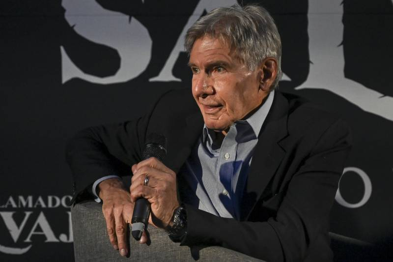 US has lost its 'moral leadership', says actor Harrison Ford