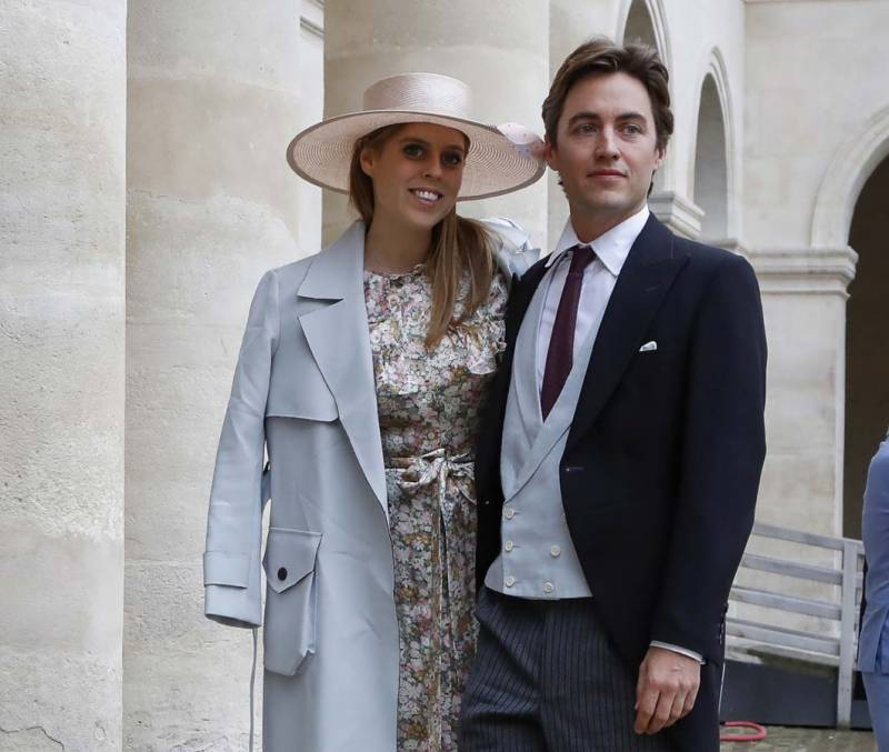 Queen's granddaughter Beatrice to marry in May