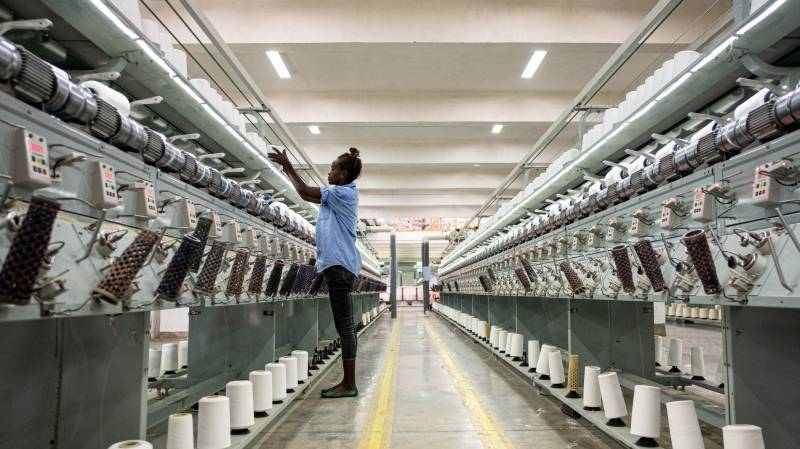Angry workers spurn Ethiopia's 'industrial revolution'