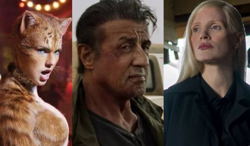 'Cats' gets creamed at the Razzies