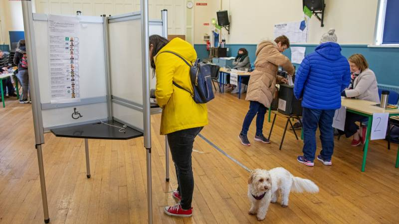 Counting to start in Ireland's 'three-way tie' election