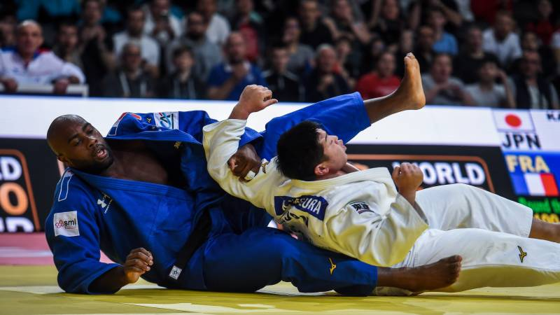 Judo champion Riner loses after nine years undefeated