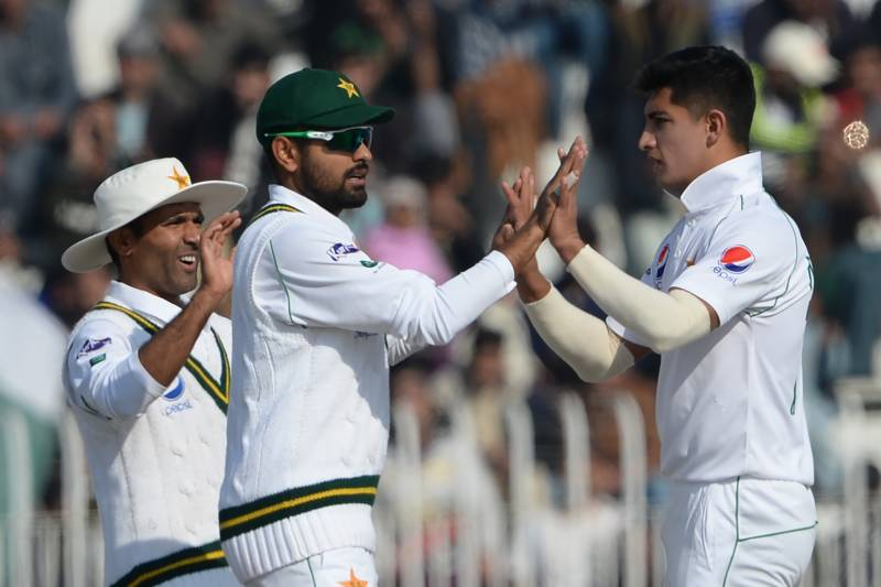 Naseem becomes youngest Test cricketer to score hat-trick