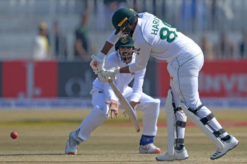 Pakistan build big lead against Bangladesh in first Test