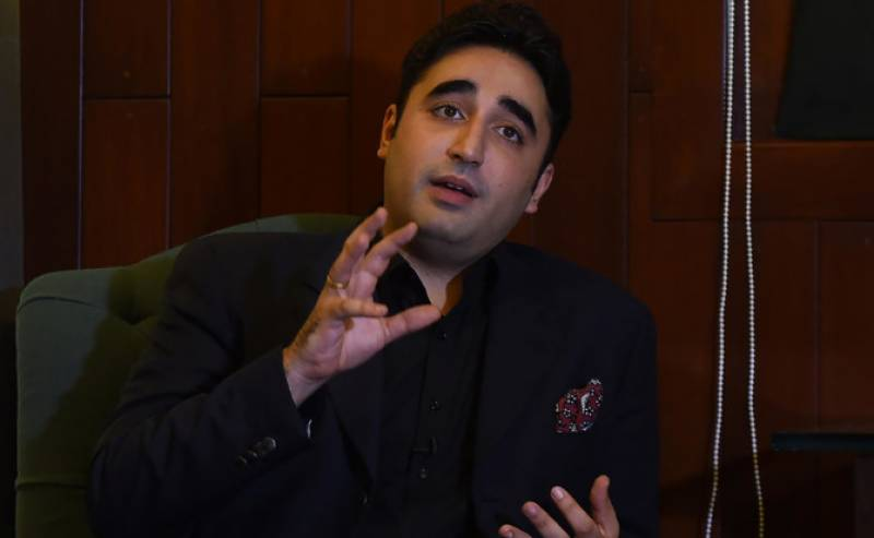PTI destroyed economy right under its selectors' nose: Bilawal
