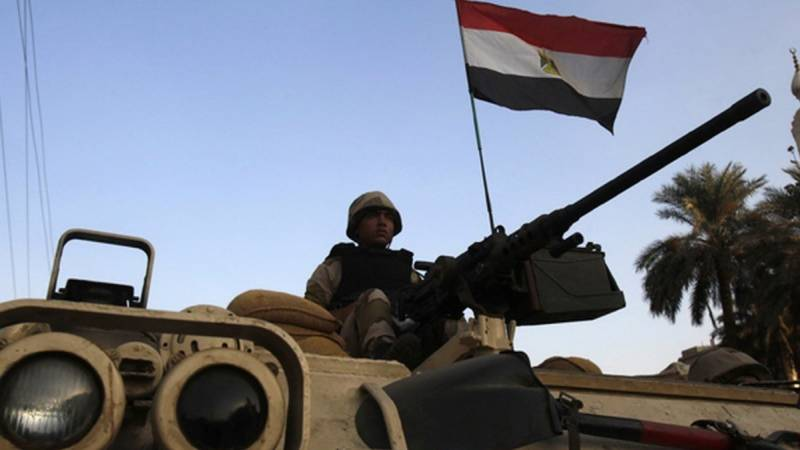 Egypt forces kill 17 militants in North Sinai