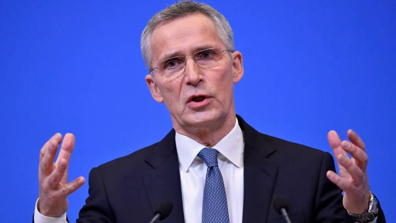 NATO agrees to expand Iraq training mission