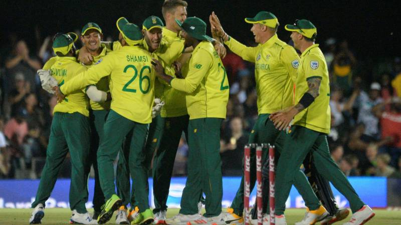 South Africa not to tour Pakistan for T20s in March