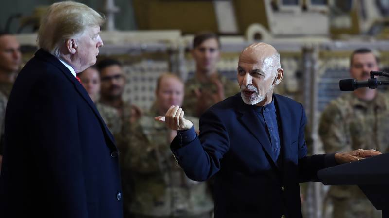 Trump says peace deal with Taliban 'very close'