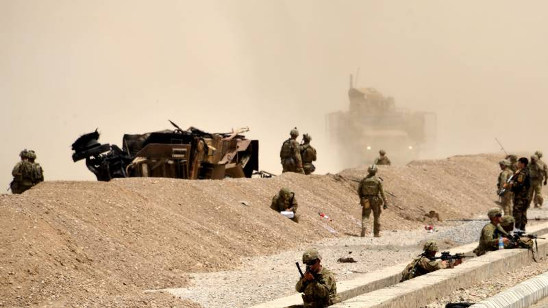 Eight civilians killed in Afghanistan air strike: officials