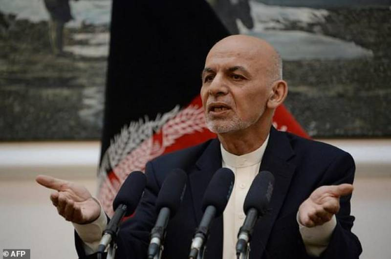 Afghan president cautiously hopeful about US-Taliban deal