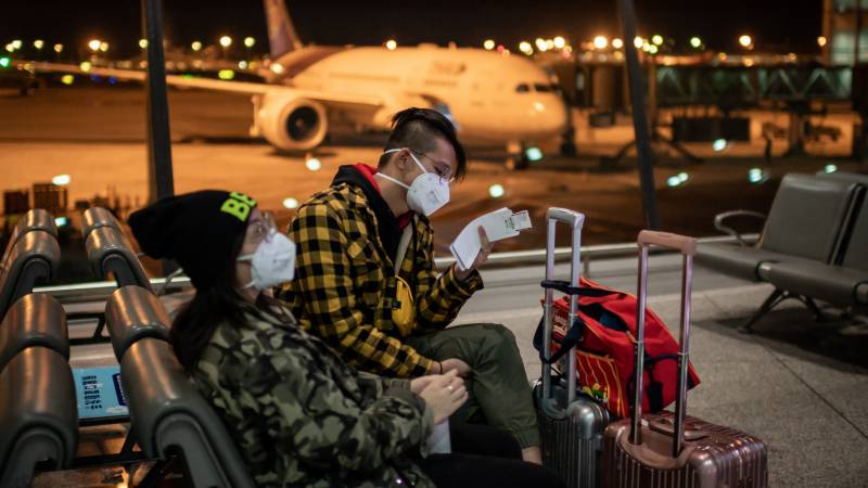 China virus cases drop for third day as toll passes 1,600