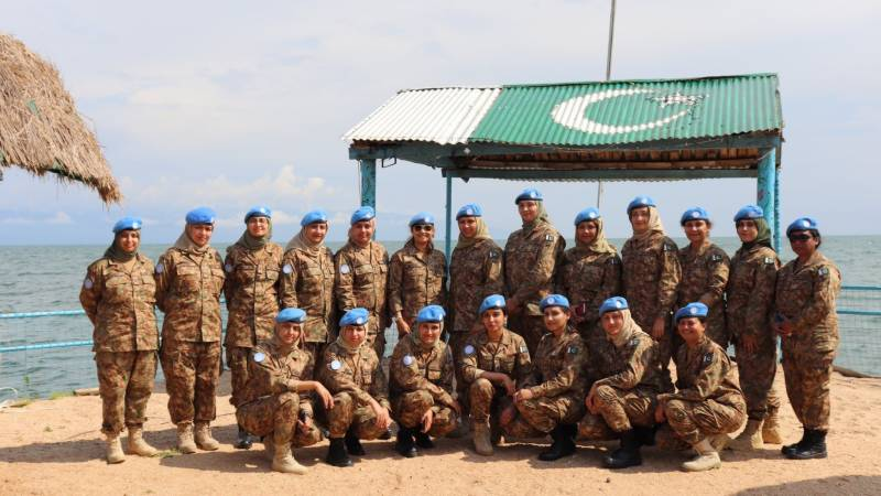 UN chief lauds Pakistan's peacekeeping efforts