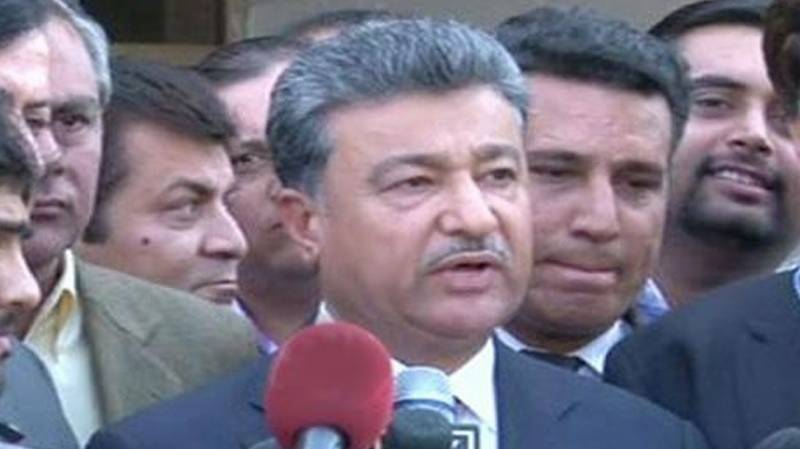 IHC bars govt from action against Islamabad Mayor
