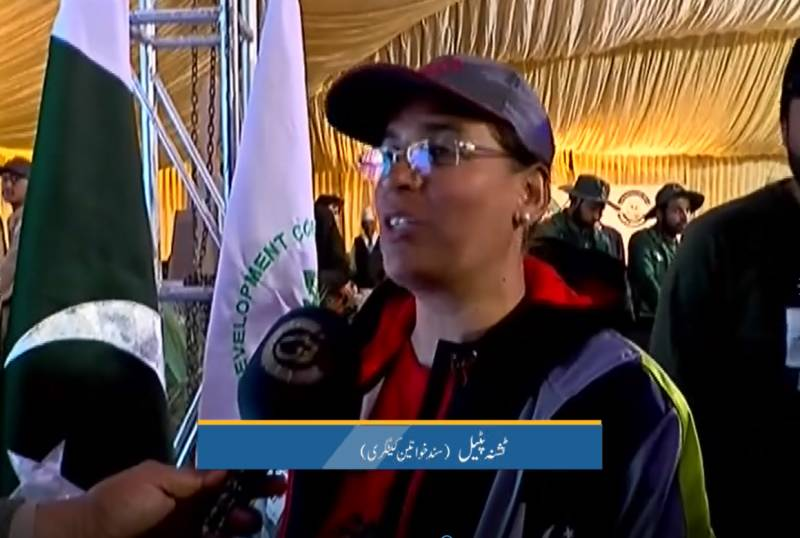 Magsi, Tushna Patel defend titles in 15th Cholistan Jeep Rally
