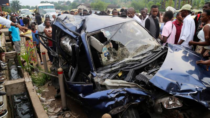 Image result for CONGO ACCIDENT 14 DEAD INCLUDING CHILDREN, 30 OTHERS INJURED