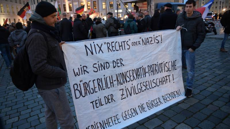 German far right arrests reveal 'shocking' mosque attack plot