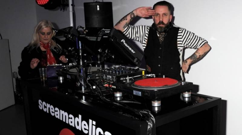 UK music producer Andy Weatherall dead at 56